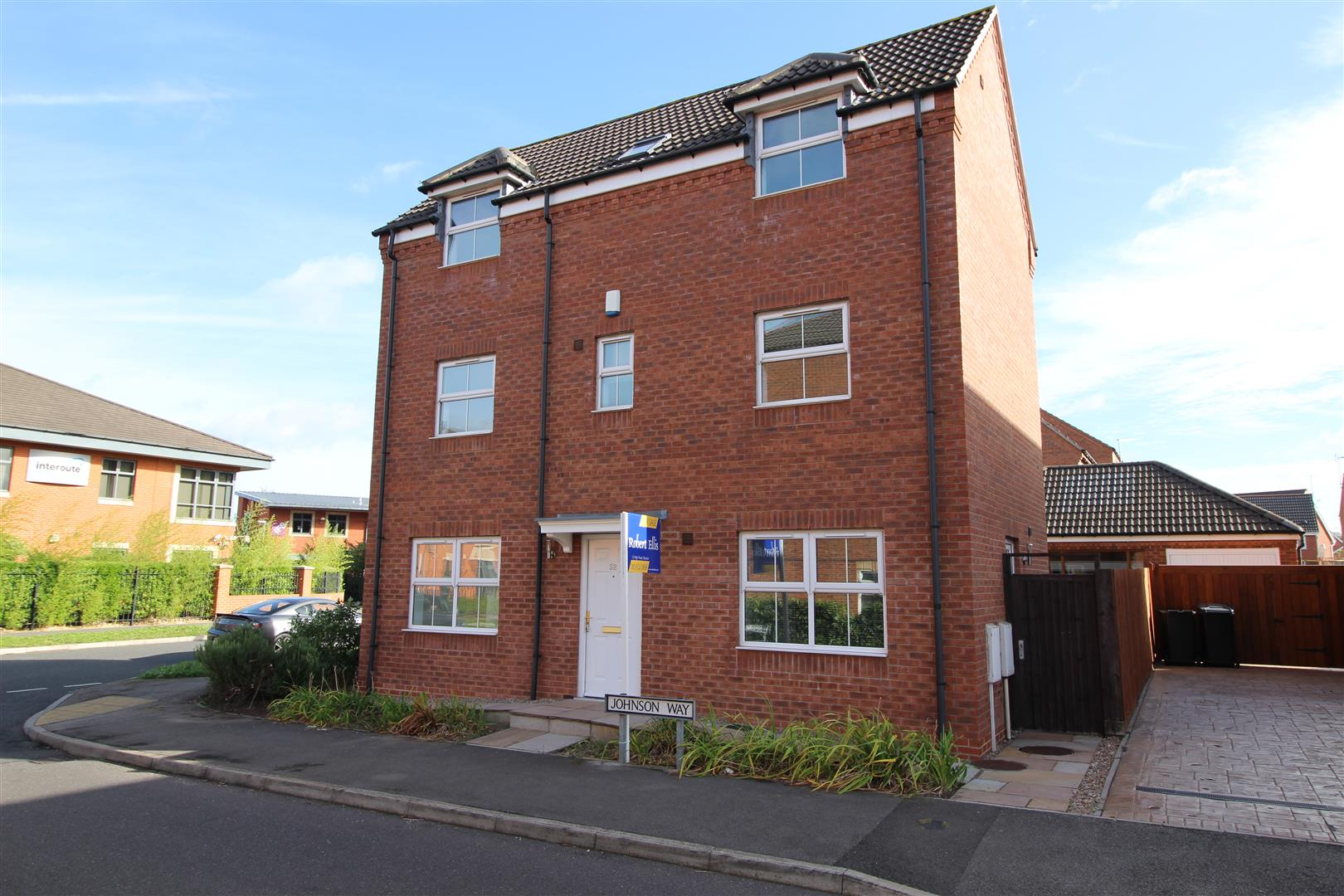 5 Bedrooms Detached House for sale in Johnson Way, Chilwell